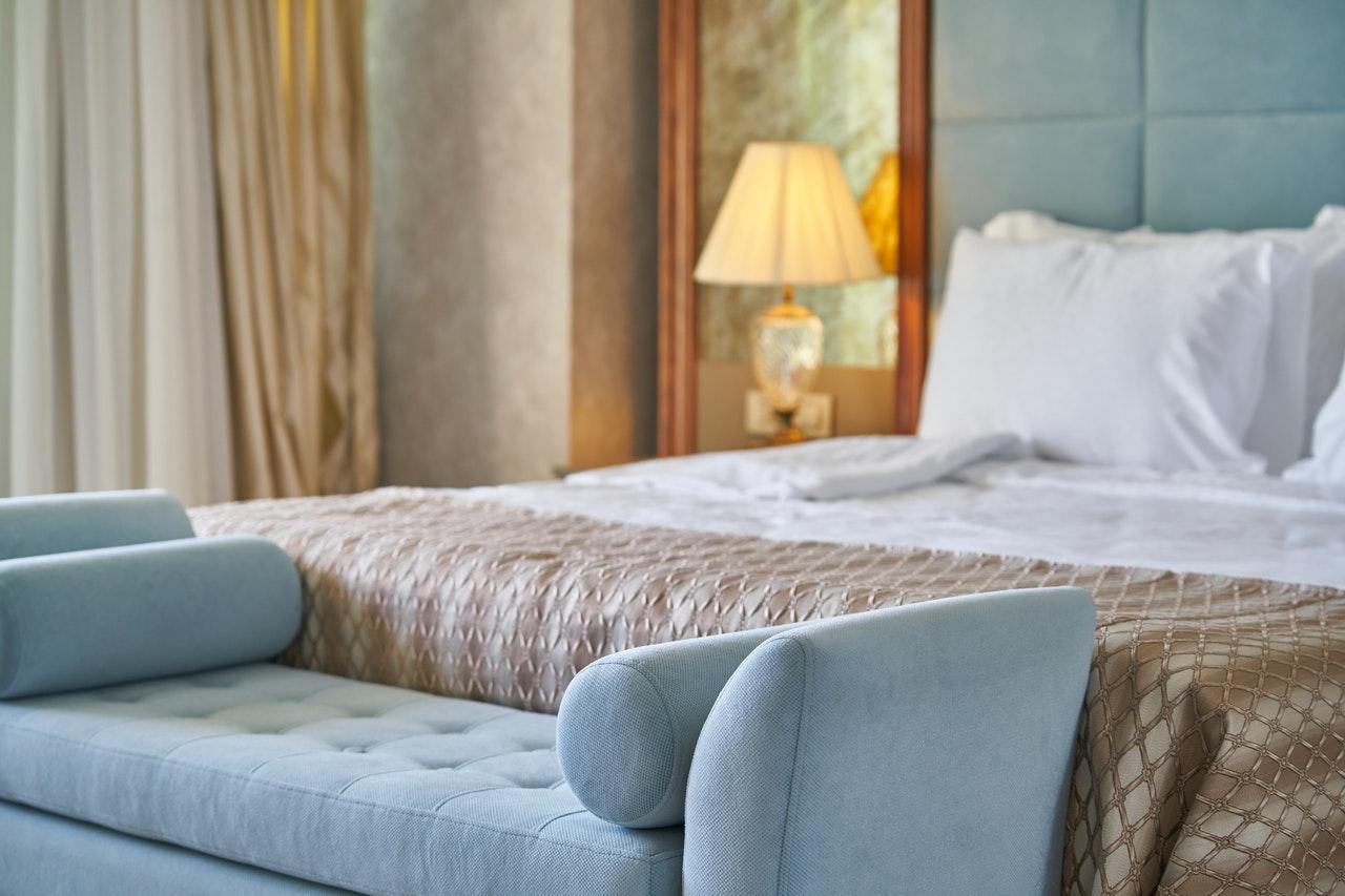Muebles de dormitorio de lujo