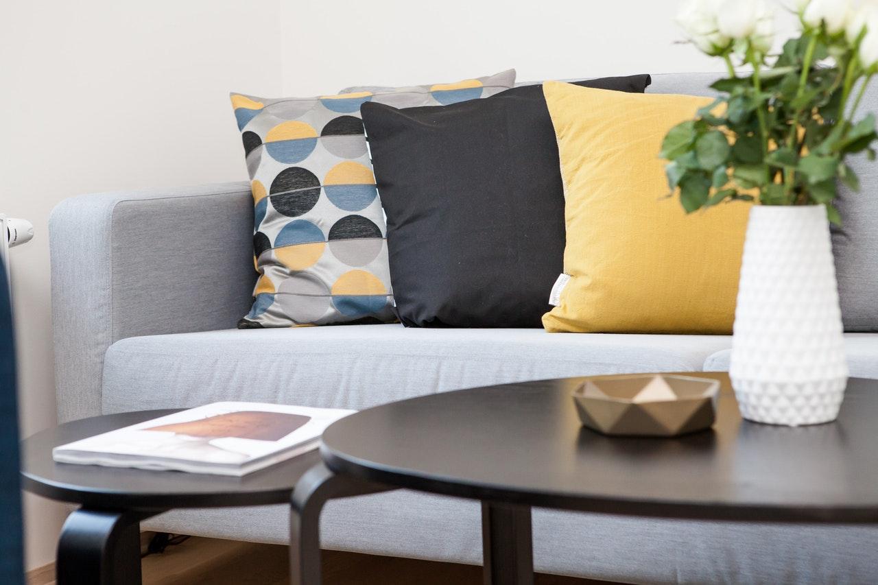 sofá o seccional