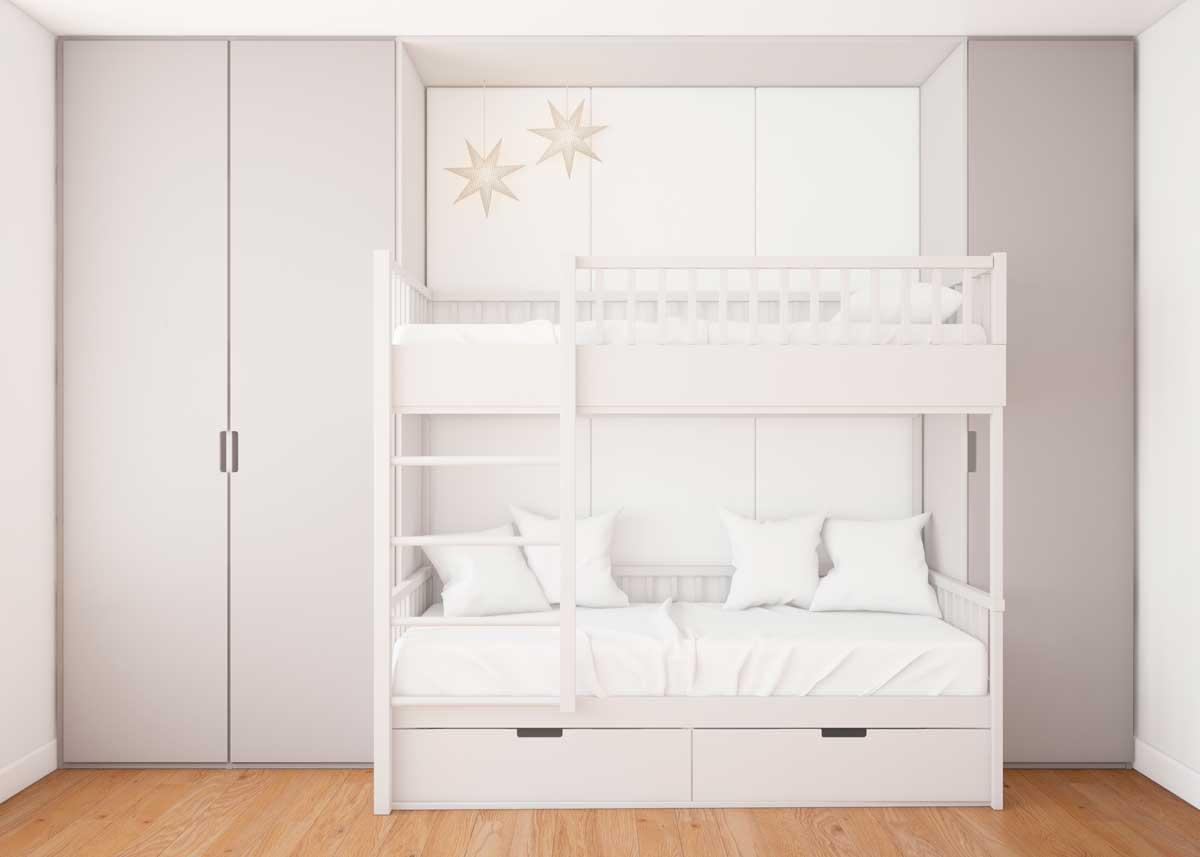 Camarote ideas para decorar una habitación