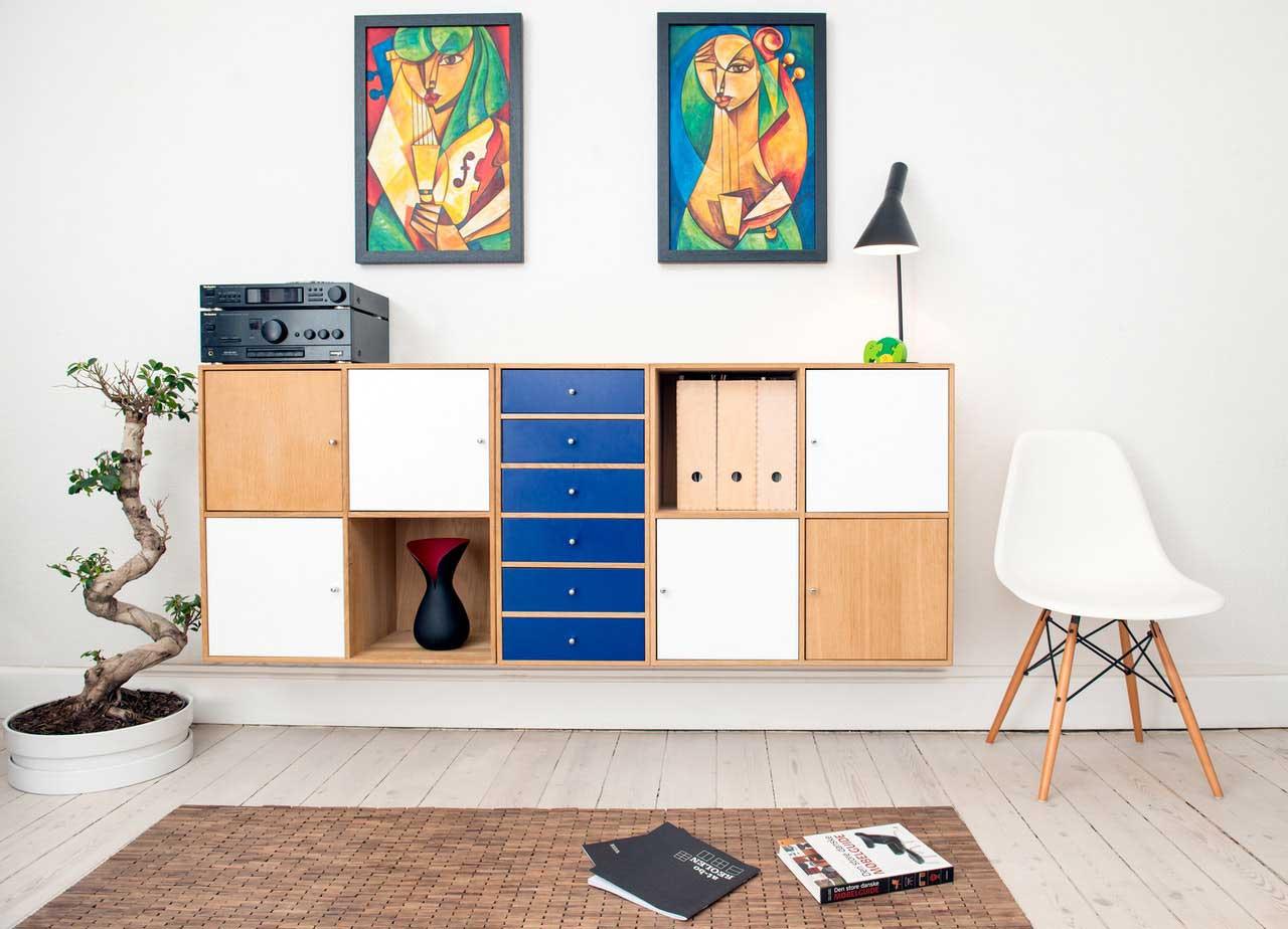 Muebles de melamina para tu hogar