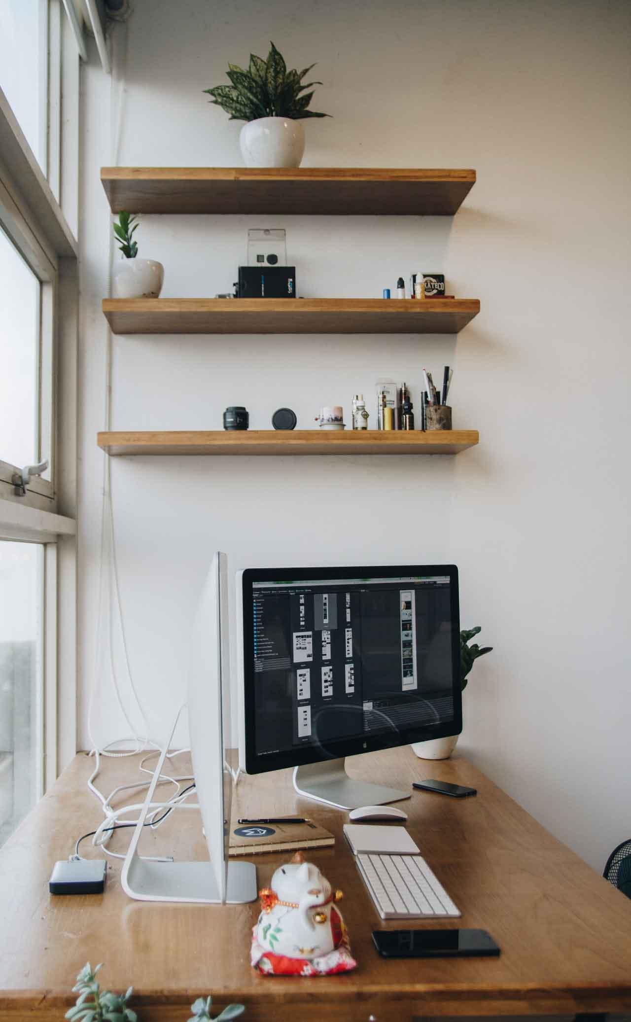 Donde ubicar un escritorio en casa